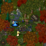 Hexenritual zu Samhain